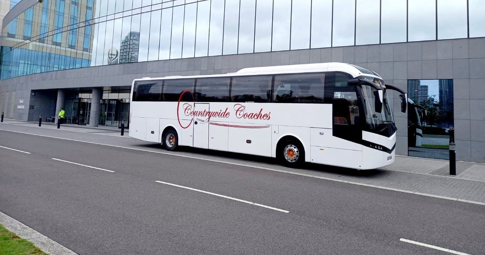 Image 1: Countrywide Coaches