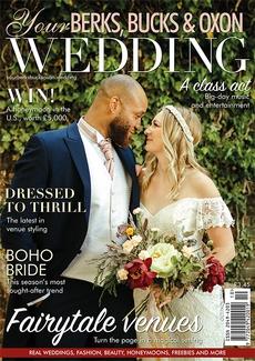 Issue 79 of Your Berks, Bucks and Oxon Wedding magazine