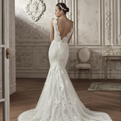 We talk bridal dresses with David Ferriman from Blossom Bridal in Oxford