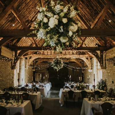Emma Deeley, owner of The Tythe Barn in Launton, unveils small wedding tips