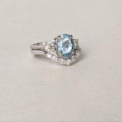 Create your own rings at Rosalyn's Emporium in Chesham, Bucks