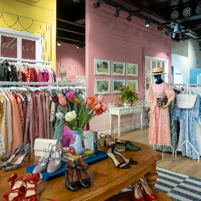 Bicester Village Reopens Launching its First Ever Charity Boutique