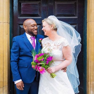 Wedding photographer Annabel Farley nominated Best Photographer in Berkshire