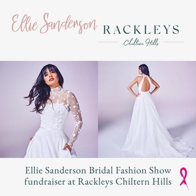 Ellie Sanderson and Rackleys host exclusive bridal fashion show