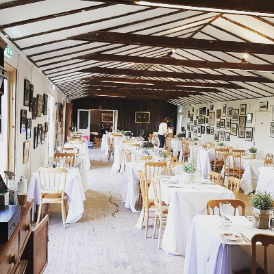 The Ivy Lodge Clubhouse at Cirencester Park Polo Club offers autumn menu