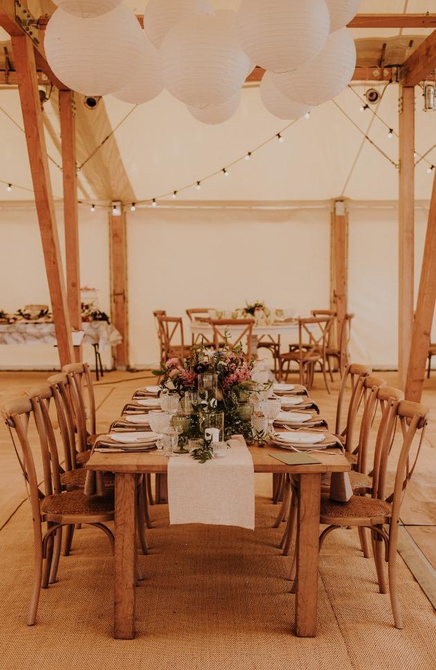 New woodland wedding setting at Nuneham Estate
