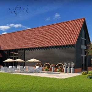 Winters Tale Country Barn
