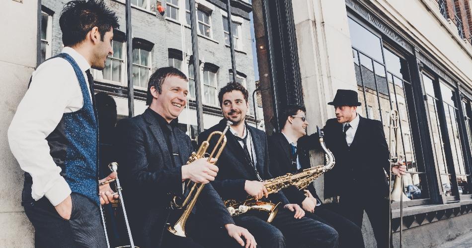 Image 1: Blue Lion Band